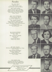 Page 11, 1955 Edition, Avilla High School - Panther Yearbook (Avilla, IN) online yearbook collection