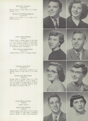 Page 15, 1955 Edition, Avilla High School - Panther Yearbook (Avilla, IN) online yearbook collection