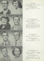 Page 16, 1955 Edition, Avilla High School - Panther Yearbook (Avilla, IN) online yearbook collection