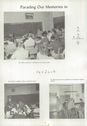Page 10, 1958 Edition, Avilla High School - Panther Yearbook (Avilla, IN) online yearbook collection