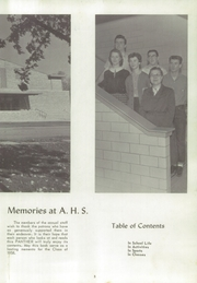 Page 7, 1958 Edition, Avilla High School - Panther Yearbook (Avilla, IN) online yearbook collection