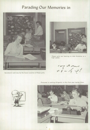 Page 8, 1958 Edition, Avilla High School - Panther Yearbook (Avilla, IN) online yearbook collection