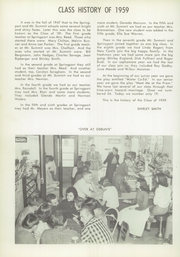 Page 8, 1959 Edition, Mount Summit High School - Highlander Yearbook (Mount Summit, IN) online yearbook collection
