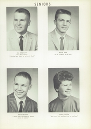 Page 9, 1959 Edition, Mount Summit High School - Highlander Yearbook (Mount Summit, IN) online yearbook collection