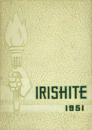 1951 Edition, Ireland High School - Irishite Yearbook (Ireland, IN)
