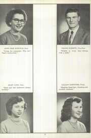 Page 12, 1951 Edition, Ireland High School - Irishite Yearbook (Ireland, IN) online yearbook collection
