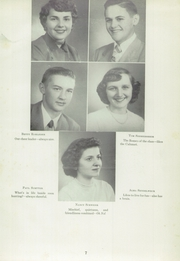 Page 13, 1952 Edition, Ireland High School - Irishite Yearbook (Ireland, IN) online yearbook collection