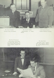 Page 7, 1952 Edition, Ireland High School - Irishite Yearbook (Ireland, IN) online yearbook collection