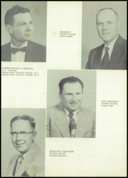 Page 11, 1956 Edition, Carlisle Haddon High School - Smoke Signal Yearbook (Carlisle, IN) online yearbook collection