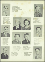Page 15, 1956 Edition, Carlisle Haddon High School - Smoke Signal Yearbook (Carlisle, IN) online yearbook collection