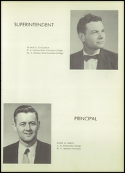 Page 15, 1957 Edition, Carlisle Haddon High School - Smoke Signal Yearbook (Carlisle, IN) online yearbook collection