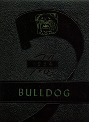 Page 1, 1954 Edition, Wilkinson High School - Bulldog Yearbook (Wilkinson, IN) online yearbook collection