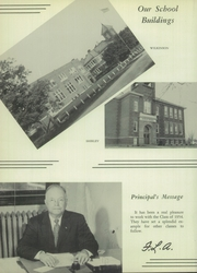 Page 10, 1954 Edition, Wilkinson High School - Bulldog Yearbook (Wilkinson, IN) online yearbook collection