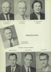 Page 12, 1954 Edition, Wilkinson High School - Bulldog Yearbook (Wilkinson, IN) online yearbook collection