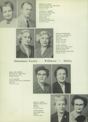 Page 14, 1954 Edition, Wilkinson High School - Bulldog Yearbook (Wilkinson, IN) online yearbook collection