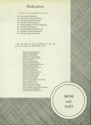 Page 9, 1954 Edition, Wilkinson High School - Bulldog Yearbook (Wilkinson, IN) online yearbook collection