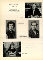 Page 10, 1955 Edition, Wilkinson High School - Bulldog Yearbook (Wilkinson, IN) online yearbook collection