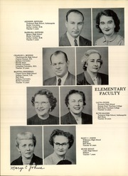 Page 14, 1955 Edition, Wilkinson High School - Bulldog Yearbook (Wilkinson, IN) online yearbook collection