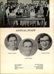 Page 8, 1955 Edition, Wilkinson High School - Bulldog Yearbook (Wilkinson, IN) online yearbook collection