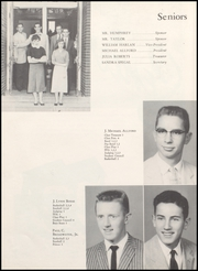 Page 14, 1958 Edition, Wilkinson High School - Bulldog Yearbook (Wilkinson, IN) online yearbook collection