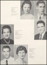Page 16, 1958 Edition, Wilkinson High School - Bulldog Yearbook (Wilkinson, IN) online yearbook collection