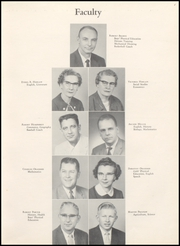 Page 9, 1958 Edition, Wilkinson High School - Bulldog Yearbook (Wilkinson, IN) online yearbook collection