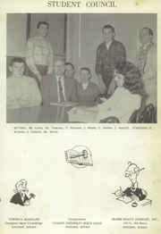 Page 15, 1959 Edition, Brook High School - Talisman Yearbook (Brook, IN) online yearbook collection