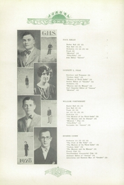 Page 16, 1913 Edition, Gaston High School - Aurora Yearbook (Gaston, IN) online yearbook collection