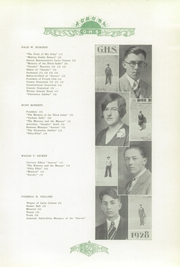 Page 17, 1913 Edition, Gaston High School - Aurora Yearbook (Gaston, IN) online yearbook collection