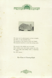 Page 5, 1913 Edition, Gaston High School - Aurora Yearbook (Gaston, IN) online yearbook collection