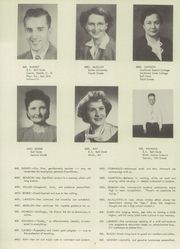 Page 17, 1951 Edition, Gaston High School - Aurora Yearbook (Gaston, IN) online yearbook collection