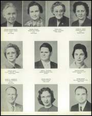 Page 10, 1958 Edition, Morgantown High School - Trojan Yearbook (Morgantown, IN) online yearbook collection