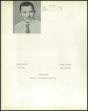 Page 16, 1958 Edition, Morgantown High School - Trojan Yearbook (Morgantown, IN) online yearbook collection