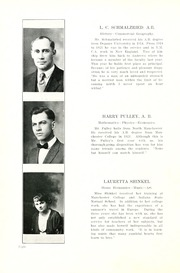 Page 14, 1923 Edition, Andrews High School - Andronian Yearbook (Andrews, IN) online yearbook collection