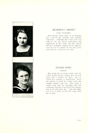 Page 15, 1923 Edition, Andrews High School - Andronian Yearbook (Andrews, IN) online yearbook collection