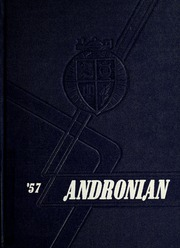 Andrews High School - Andronian Yearbook (Andrews, IN) online yearbook collection, 1957 Edition, Page 1