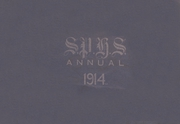 1914 Edition, St Paul High School - Red and Black Yearbook (St Paul, IN)