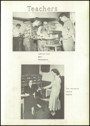Page 13, 1953 Edition, St Paul High School - Red and Black Yearbook (St Paul, IN) online yearbook collection