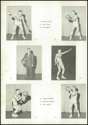 Page 16, 1953 Edition, St Paul High School - Red and Black Yearbook (St Paul, IN) online yearbook collection