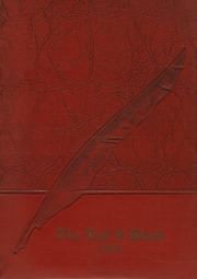 1954 Edition, St Paul High School - Red and Black Yearbook (St Paul, IN)