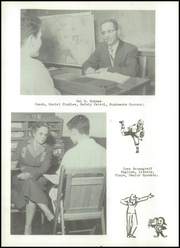 Page 12, 1956 Edition, St Paul High School - Red and Black Yearbook (St Paul, IN) online yearbook collection
