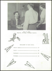 Page 15, 1956 Edition, St Paul High School - Red and Black Yearbook (St Paul, IN) online yearbook collection