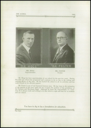 Page 12, 1925 Edition, Waynetown High School - Aceria Yearbook (Waynetown, IN) online yearbook collection