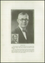 Page 8, 1925 Edition, Waynetown High School - Aceria Yearbook (Waynetown, IN) online yearbook collection