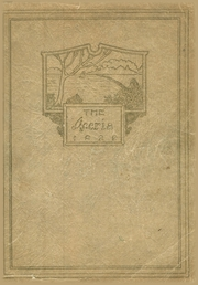 1929 Edition, Waynetown High School - Aceria Yearbook (Waynetown, IN)