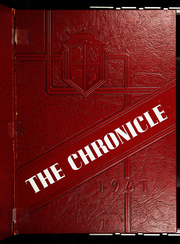 1961 Edition, Coal Creek Central High School - Chronicle Yearbook (New Richmond, IN)