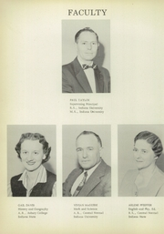 Page 10, 1956 Edition, North Central High School - Echo Yearbook (Ramsey, IN) online yearbook collection