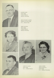Page 12, 1956 Edition, North Central High School - Echo Yearbook (Ramsey, IN) online yearbook collection