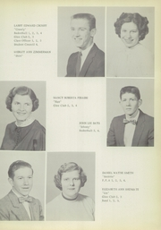 Page 17, 1956 Edition, North Central High School - Echo Yearbook (Ramsey, IN) online yearbook collection