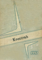 1957 Edition, Central High School - Koostrah Yearbook (Madison, IN)